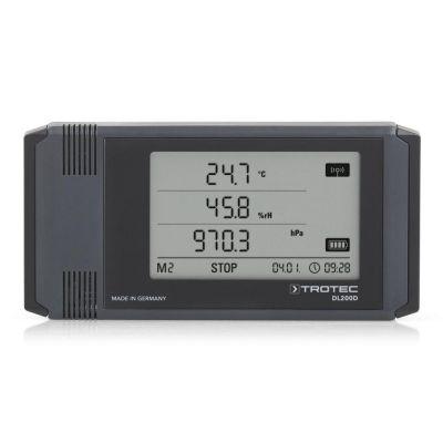 Enregistreur de données Pro DL200D anthracite