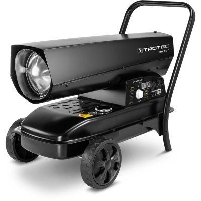 Canon à chaleur au fioul à combustion directe IDX 50 D