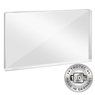Panneau de protection acrylique pour bureau 1158 x 69 x 688