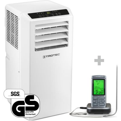 Climatiseur local monobloc PAC 2610 S + Thermomètre pour barbecue BT40