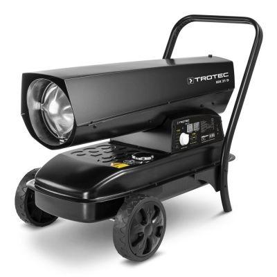 Canon à chaleur au fioul à combustion directe IDX 31 D