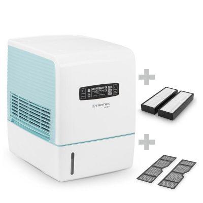 Laveur d'air AW 20 S + filtres HEPA (2x2) + préfiltres (2x2)