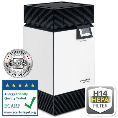 Purificateur d'air haute performance H14 AirgoClean® ONE
