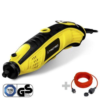Outil multifonctions PMTS 01-230V + Rallonge haute qualité 15 m 230 V 1,5 mm²