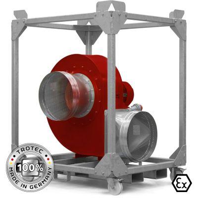 Ventilateur radial antidéflagrant TFV 600 Ex