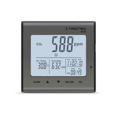 Indicateur de CO2 BZ25