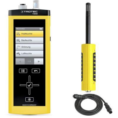 Base multifonctions T3000 + Capteur thermo-hygrométrique