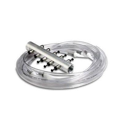 Système de croisement de joints en aluminium à 10 raccords plus accessoires