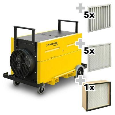 Purificateur d'air TAC 5000 + Filtres anti-poussières