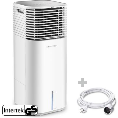 Rafraîchisseur d'air et humidificateur d'air PAE 49 + Rallonge PVC 5 m