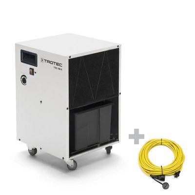 Déshumidificateur TTK 140 S + Rallonge 20 m 230 V