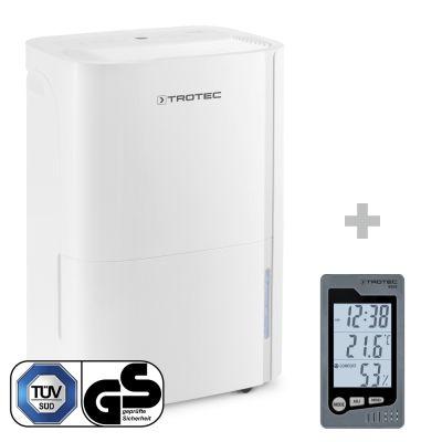 Déshumidificateur TTK 66 E + Thermo-hygromètre de table BZ05