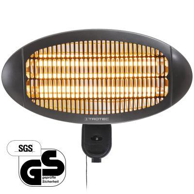 Radiant infrarouge électrique IR 2000 S