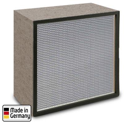 Filtre standard HEPA H14 pour TAC ECO / TAC BASIC