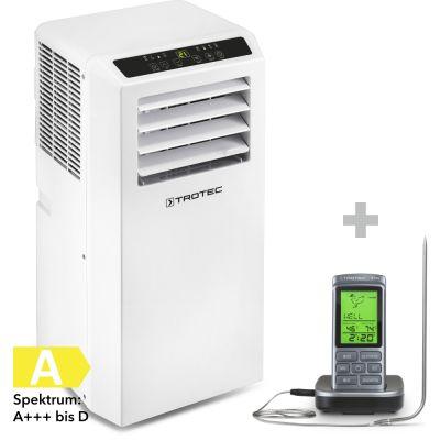 Climatiseur mobile local PAC 2010 SH + Thermomètre pour barbecue BT40