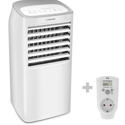 Rafraîchisseur d'air-humidificateur PAE 40 + Prise hygrostat BH30
