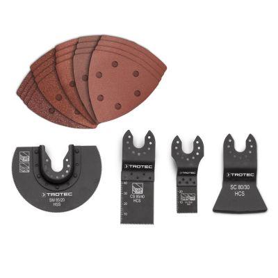 Set 1 universel d'accessoires pour outil PMTS