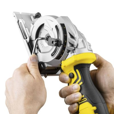 Akku-Mini-Handkreissäge PCSS 05-20V
