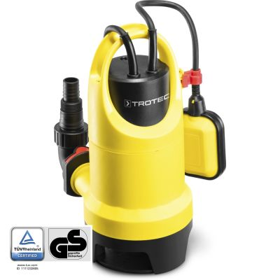 Pompe immergée pour eaux chargées TWP 7536 E