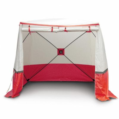 Tente 180 KE (180 x 180 x 200) rouge