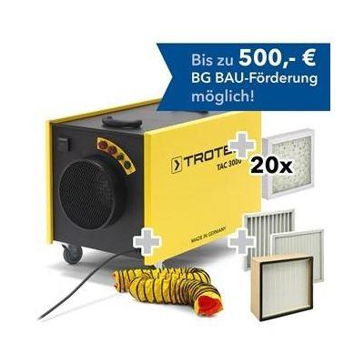 Purificateur d'air TAC 3000 + Filtres peinture