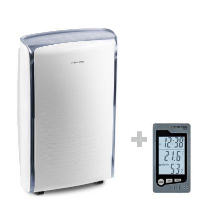 Déshumidificateur confort TTK 73 E + Thermo-hygromètre BZ05