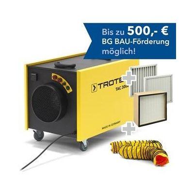 Purificateur d'air TAC 3000 avec filtres et gaine