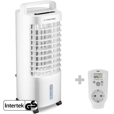 Rafraîchisseur d'air et humidificateur d'air PAE 11 + Prise hygrostat BH30