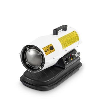 Canon à air chaud au fioul à combustion directe IDE 20 D