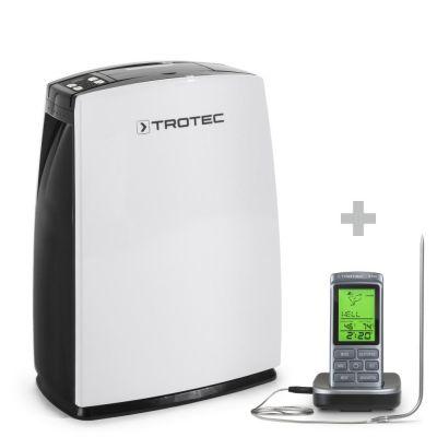 Déshumidificateur TTK 70 E + Thermomètre pour barbecue BT40