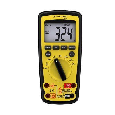 Multimètre numérique BE50