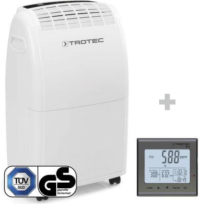 Déshumidificateur TTK 75 E + Indicateur de CO2 BZ25