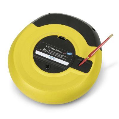 Système de localisation de conduites LTC3020 / Aiguille de tirage 3 mm 20 m