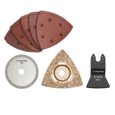 Set 2 d'accessoires pour outil PMTS pour la rénovation de sanitaires