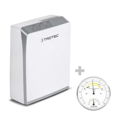 Déshumidificateur à adsorption TTR 56 E + Thermo-hygromètre BZ15M