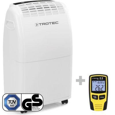 Déshumidificateur TTK 75 E + Enregistreur de température et d'hygrométrie BL30