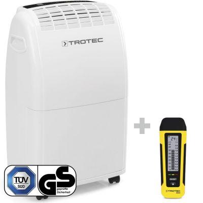 Déshumidificateur TTK 75 E + Testeur d'humidité BM22