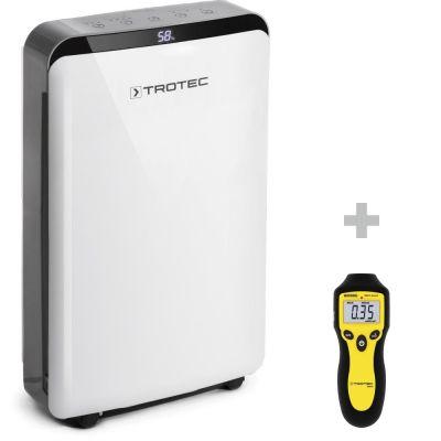 Déshumidificateur design TTK 69 E + Détecteur de micro-ondes BR15