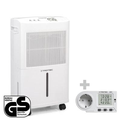 Déshumidificateur confort TTK 50 E + Wattmètre BX11