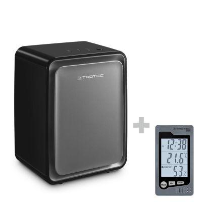 Déshumidificateur TTK 24 E DS + Thermo-hygromètre de table BZ05