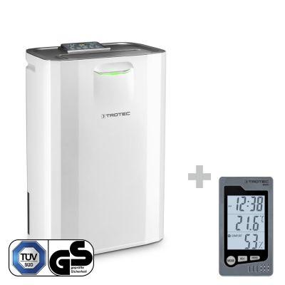 Déshumidificateur confort TTR 57 E + Thermo-hygromètre de table BZ05