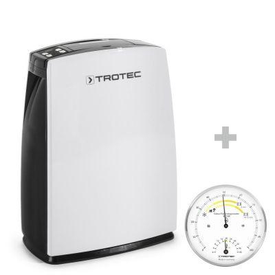 Déshumidificateur TTK 70 E + Thermo-hygromètre BZ15M