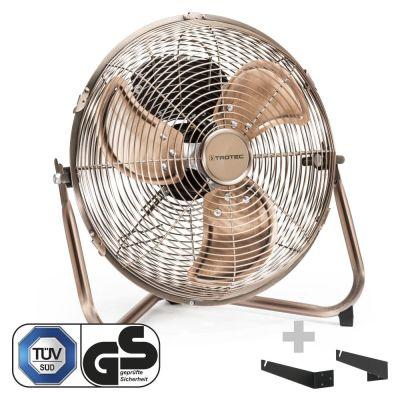 Ventilateur de sol TVM 11 + Fixation murale/de plafond