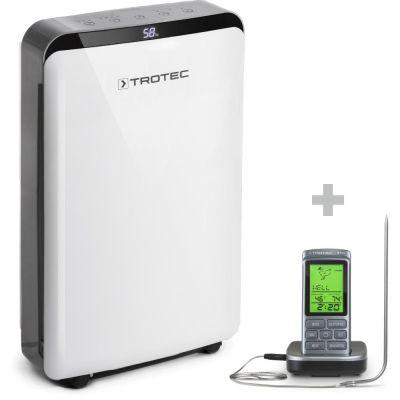 Déshumidificateur design TTK 69 E + thermomètre pour barbecue BT40
