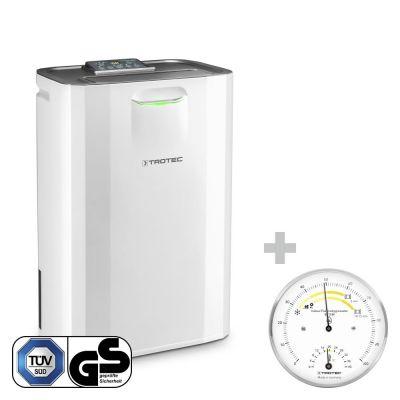 Déshumidificateur confort TTR 57 E + Thermo-hygromètre BZ15M