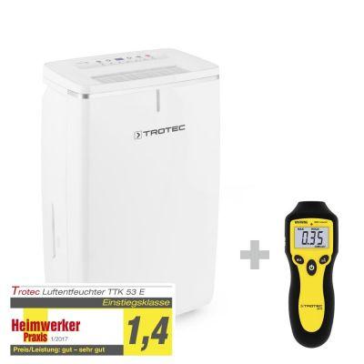 Déshumidificateur TTK 53 E + détecteur de micro-ondes BR15
