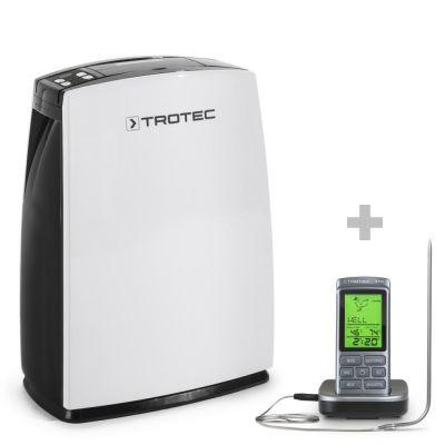 Déshumidificateur TTK 51 E + Thermomètre pour barbecue BT40
