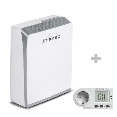 Déshumidificateur à adsorption TTR 56 E + Wattmètre BX11