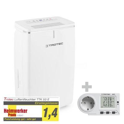 Déshumidificateur TTK 53 E + wattmètre BX11
