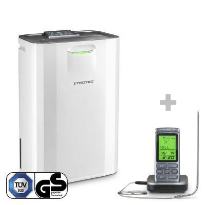 Déshumidificateur confort TTR 57 E + Thermomètre pour barbecue BT40